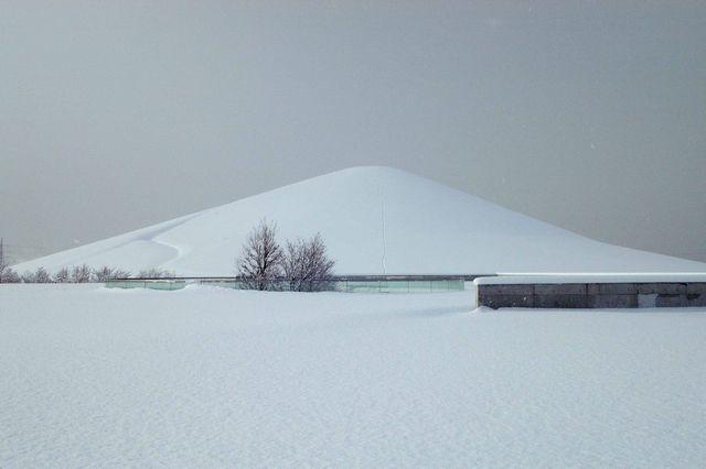 東区除雪・排雪状況(2013.1.7)