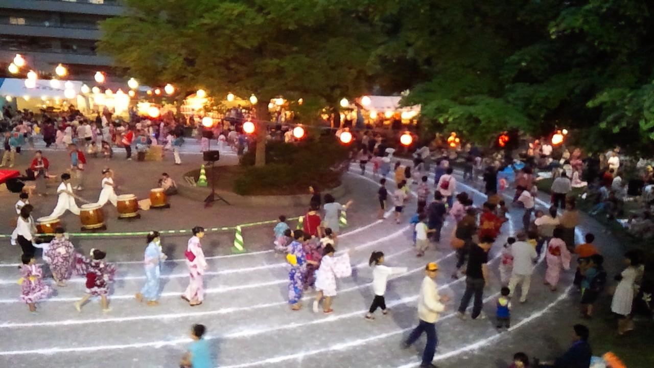 東区盆踊り